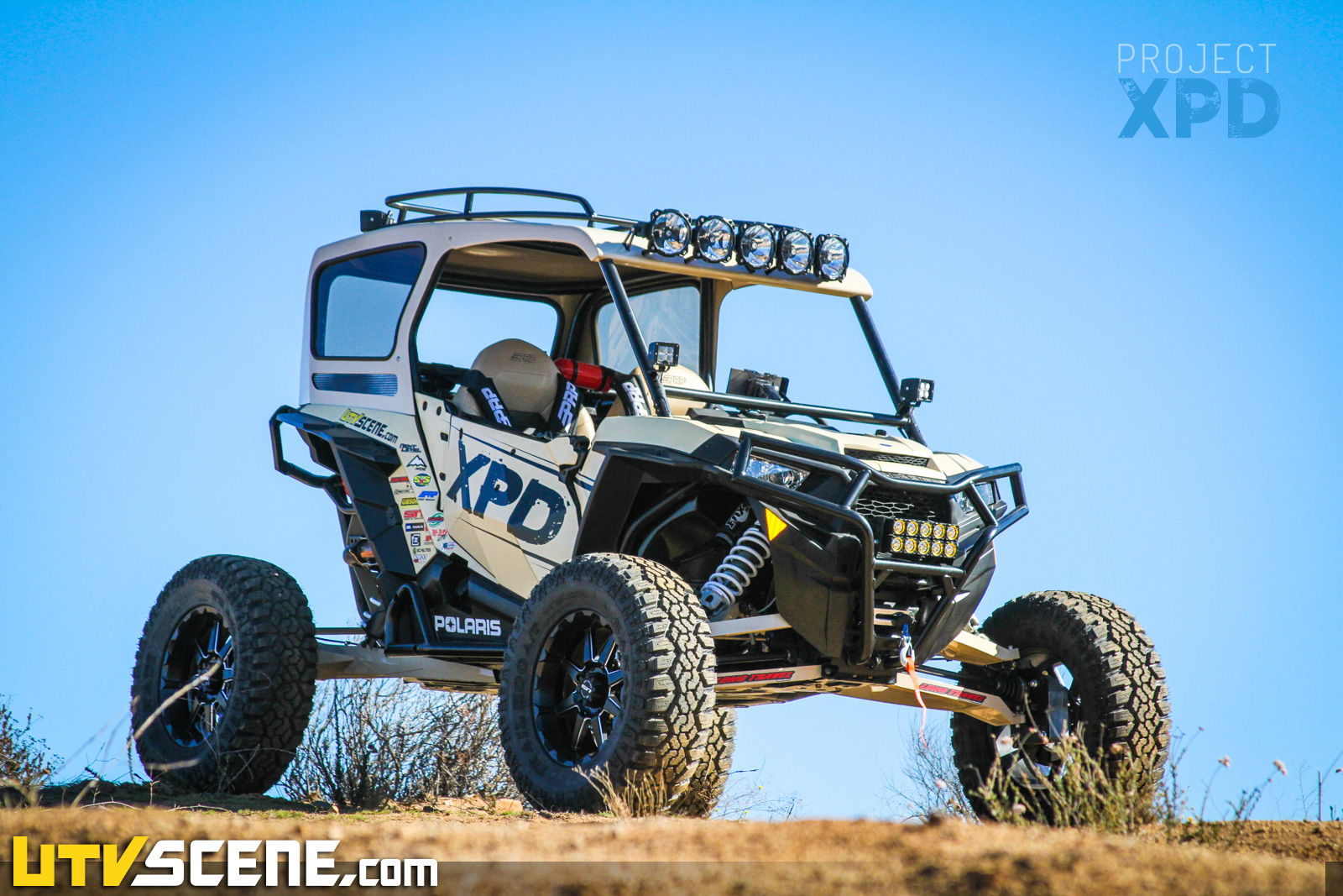 Project Xpd Polaris Rzr Xp Turbo Expedition Build